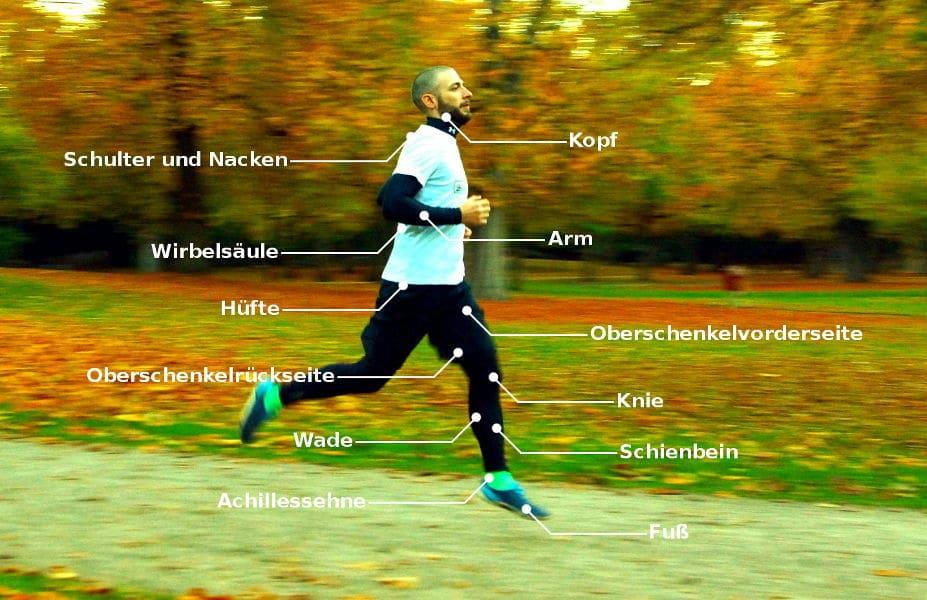 Laufen mit Stil - Laufen ist komplex